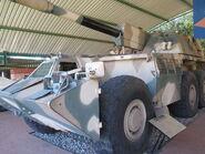 Denel G6 Howitzer 4