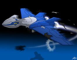 Rage-Johnston F30-A Eon