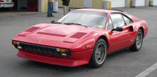 1984 Ferrari 308 GTB qv