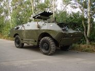 BRDM-2 ATGM 2