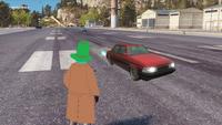 Scando 700 Sedan (race, front)