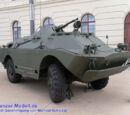 Polevka Series Armored Vehicles