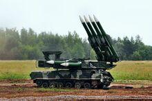 CS SAM (Buk missile system)