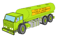 Scando C-500-30 political tanker