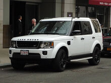 Land Rover LR4 (Discovery)
