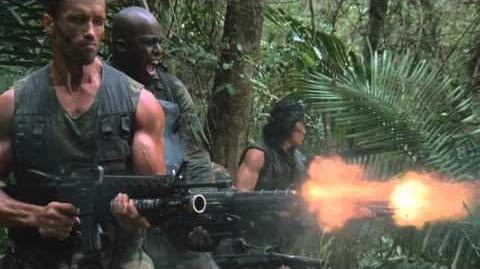 Predator - Shooting Jungle
