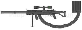 Big rotary gun