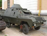 ABI Armored Car 1