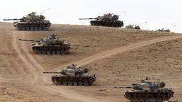 Karthstan Military tanks