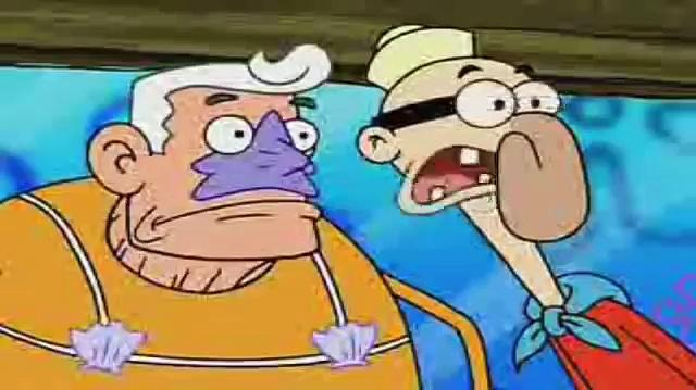 SpongeBob - Squidward Gets Possessed by a Bad Lemon - SpongeBob Squarepants Full Episodes Cartoon 2015