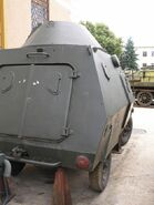 ABI Armored Car 8