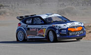 14 William Reyson Roulette Magnum Turbo RS Cup Rallye WRC
