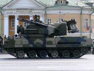 9K22 Tunguska SPAAG 4