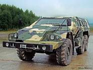 Bulat 6x6 APC Unarmed 3