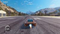 Scando 700 Sedan (race, rear)