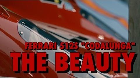 Ferrari 512S Coda Lunga