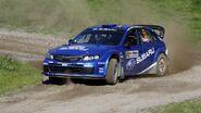 3 Sakura Racing Nova WRC