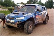 4 Morocco Sakura Galaxy Rally Raid
