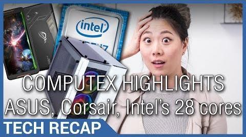 COMPUTEX Highlights! Ft. ASUS ROG Phone (2018.06)