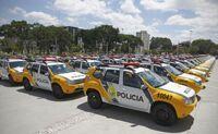 Stria Sandblast Police