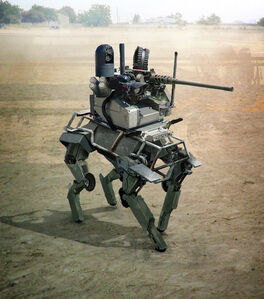 Canine D-89 Pitbull