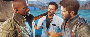 Just Cause 3 - Rico, Mario et Teo