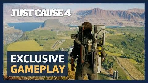 Just Cause 4 - Présentation de 7 Minutes de Gameplay Live FR