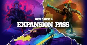 Pack d'extension Just Cause 4 (poster)