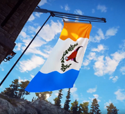 Just Cause 3 - La Rebellion - Drapeau mat