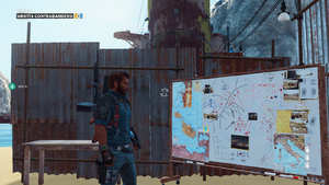 Just Cause 3 - Plans rebelles