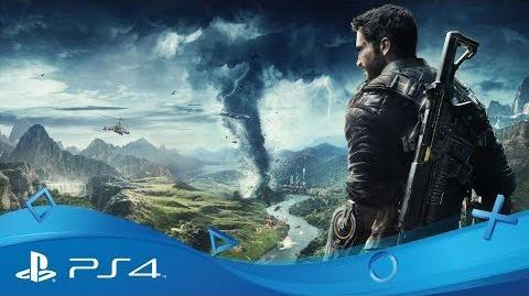 Just Cause 4 - Trailer d'annonce E3 2018 4 décembre PS4
