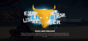 Just Cause 3 - Mode libre