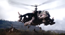 Helicoptere de siege Bloodhound - Just Cause 4 (trailer)
