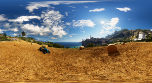 Just Cause 3 - Insula Fonte (champ)