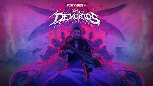 Los Demonios (poster)