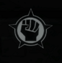 Logo Main noire