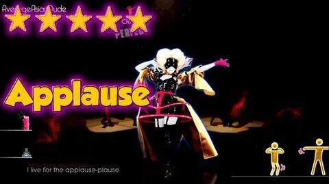 Just Dance 2014 - Applause