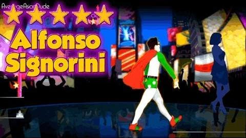 Just Dance 2014 - Alfonso Signorini (Eroe Nazionale)