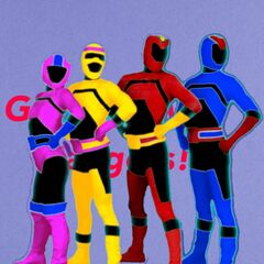'<b>GO GO POWER RANGERS!</b>