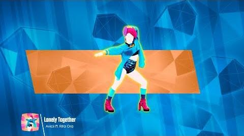 Lonely Together - Avicii ft. Rita Ora Just Dance 2018 Fitted Dance