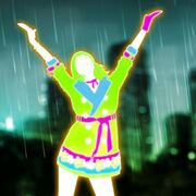 Just Dance Now - It's Raining Men