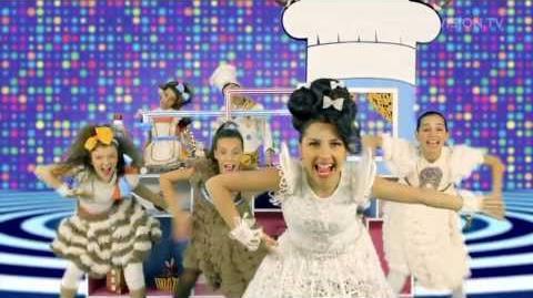 Monica Avanesyan - Choco Factory (Armenia) 2013 Junior Eurovision Song Contest