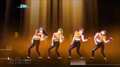 Just Dance Lord Of Siths- Starspawn by Behemoth - Official Track Gameplay -BE-