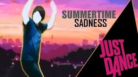 Just Dance (FANMADE) - Summertime Sadness (Remix) - Lana del Rey