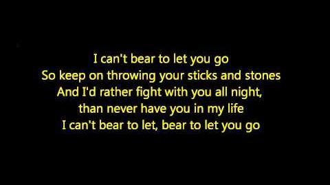 James Bay - Collide Lyrics WARNING STRONG LANGUAGE