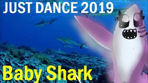 Just Dance 2019- Baby Shark by Pinkfong l Unofficial Track Gameplay -US-