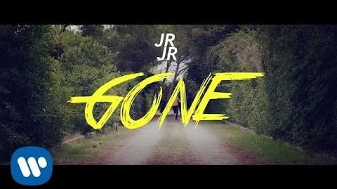 JR JR - Gone -Official Music Video-