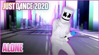 Alone- Just Dance 2020 - Marshmello (Fanmade)