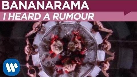 Bananarama - I Heard A Rumour (OFFICIAL MUSIC VIDEO)