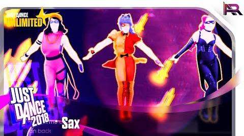 Just Dance Unlimited - Sax